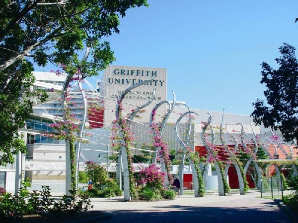 Universidad de Griffith campus